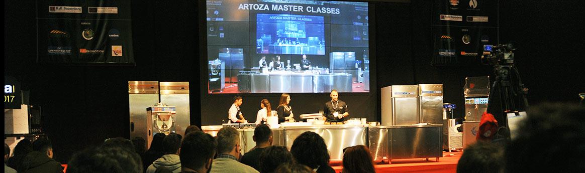 Αrtoza Masterclasses