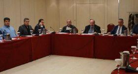 Σε εξαιρετικό κλίμα, η σύγκληση της Επιτροπής Συνδιοργάνωσης