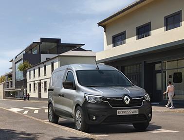 Επισκεφθείτε την ARTOZA και κερδίστε ένα επαγγελματικό Renault Express Van